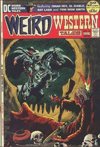Weird Western Tales (1972) 12-A by DC