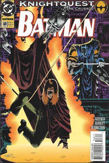 Batman (1940) 508-A by DC