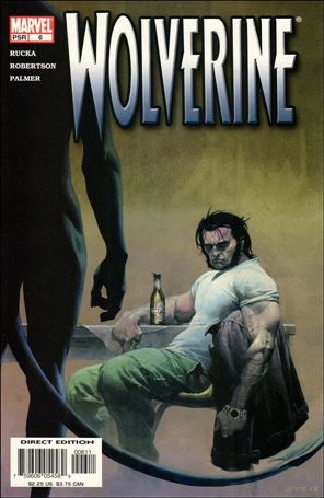 Wolverine (2003)  6-A