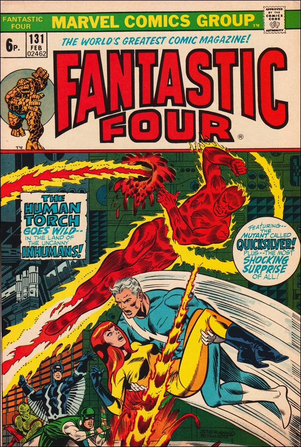 Fantastic Four (1961) 131-B by Marvel
