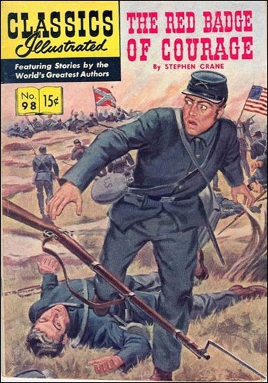 Classic Comics/Classics Illustrated 98-A by Gilberton