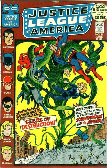 Justice League of America (1960) 99-A by DC