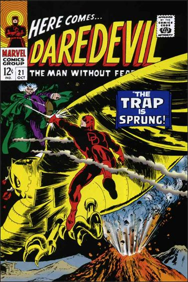 Daredevil (1964) 21-A by Marvel