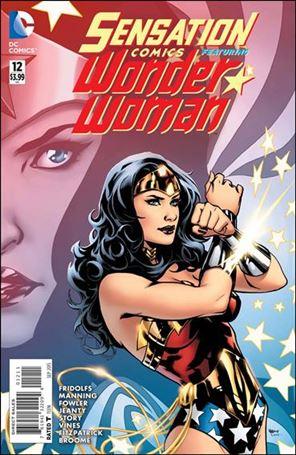 Sensation Comics Featuring Wonder Woman 12-A