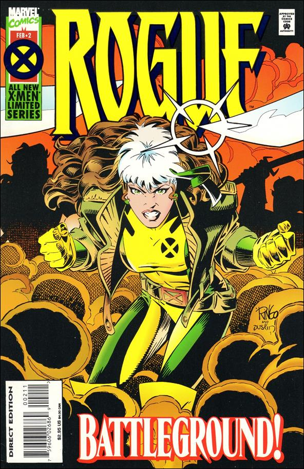 Rogue (1995) 2-A by Marvel