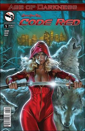 Grimm Fairy Tales Presents Code Red 5-D