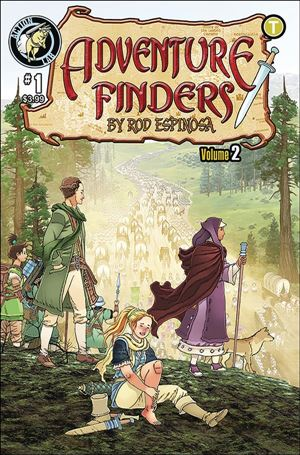 Adventure Finders 1-A