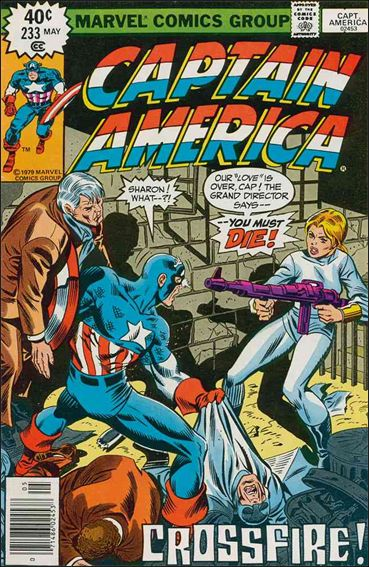 Captain America (1968) 233-A by Marvel