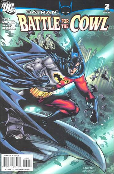 Batman: Battle for the Cowl 2-B by DC