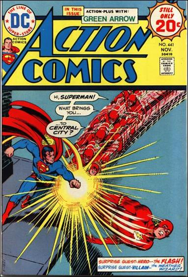 Action Comics (1938) 441-A by DC