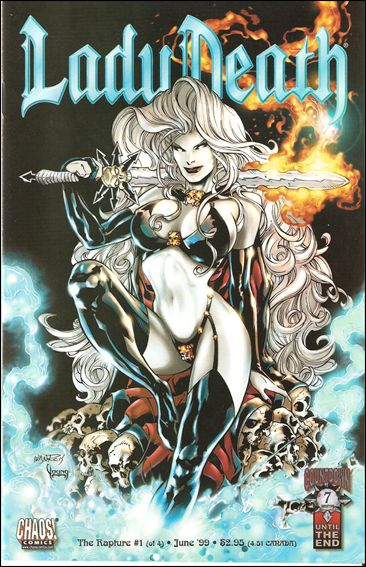 Lady Death: The Rapture 1-A by Chaos! Comics