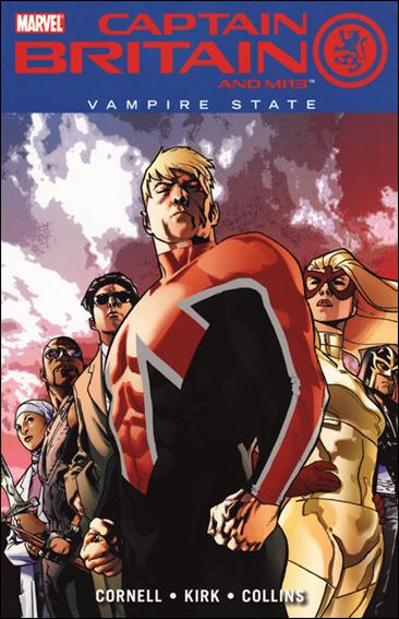 Captain Britain and MI13 3-A by Marvel