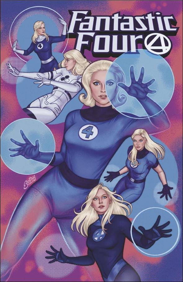 Fantastic Four (2018) 35-D by Marvel