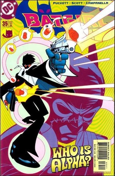 Batgirl (2000) 35-A by DC