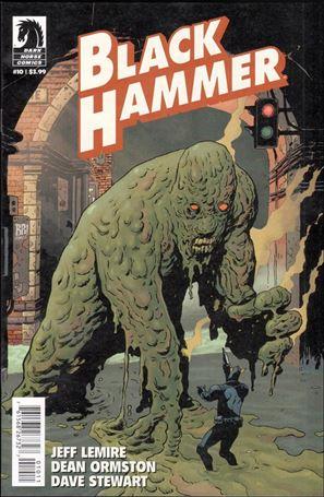 Black Hammer 10-A