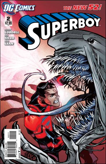 Superboy (2011/11) 2-A by DC