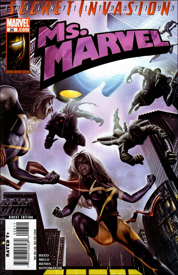 Ms. Marvel (2006) 26-A by Marvel
