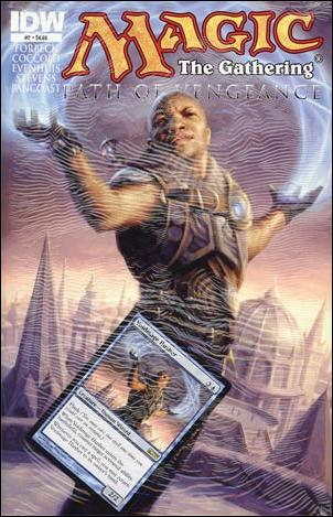 Magic: The Gathering - Path of Vengeance 2-A by IDW