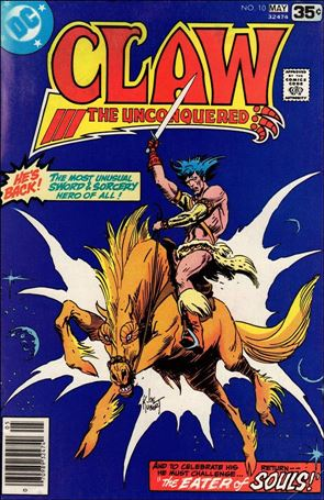 Claw the Unconquered (1975) 10-A