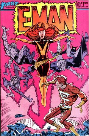 E-Man (1983) 3-A