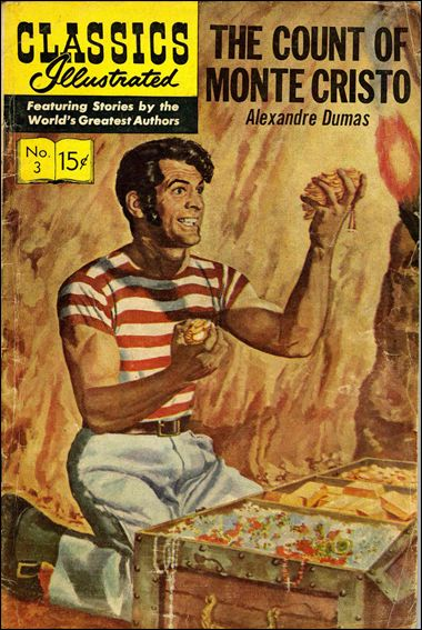 Classic Comics/Classics Illustrated 3-U by Gilberton