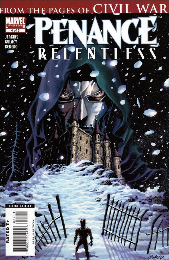 Penance: Relentless 4-A by Marvel
