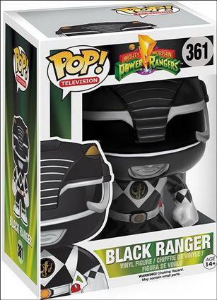 POP! Television Black Ranger