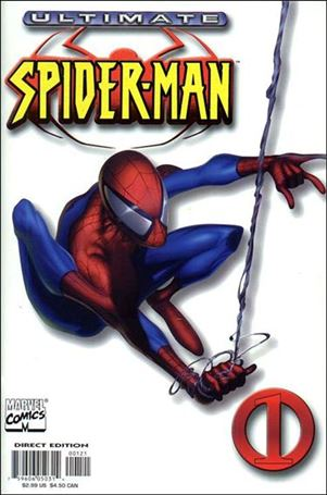 Ultimate Spider-Man (2000) 1-B