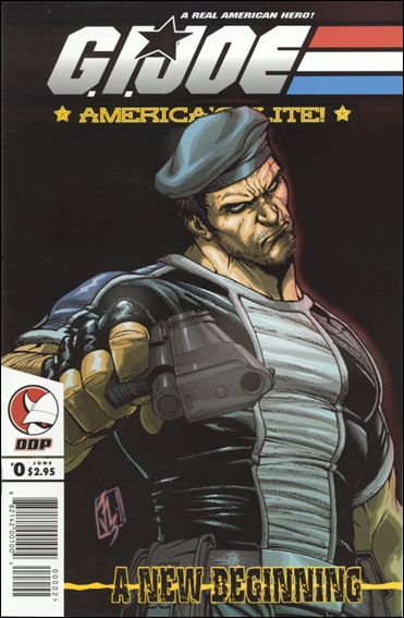 G.I. Joe: America's Elite 0-B by Devil's Due