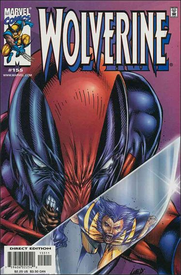 Wolverine (1988)  155-A by Marvel