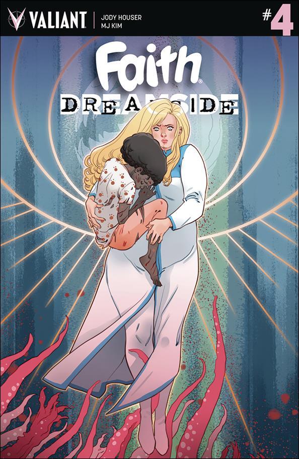 Faith: Dreamside 4-A by Valiant Entertainment