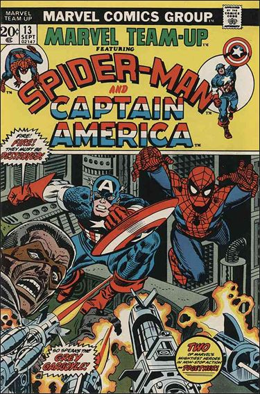 Marvel Team-Up (1972) 13-A by Marvel