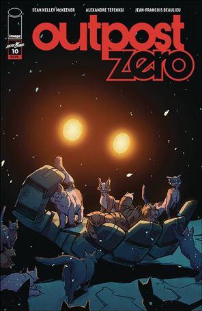 Outpost Zero 10-A