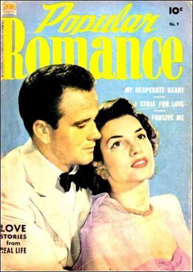 Popular Romance 9-A by Better Publications