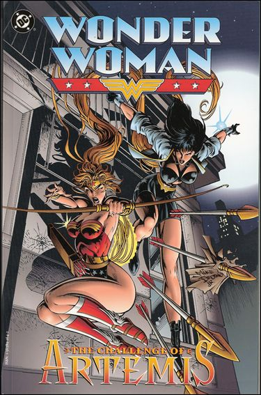 Wonder Woman: The Challenge of Artemis 1-A by DC