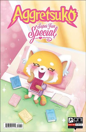 Aggretsuko Super Fun Special 1-A