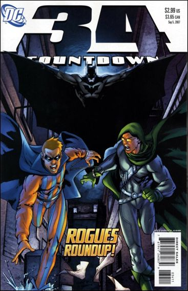 Countdown (2007) 34-A by DC