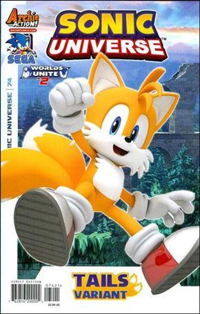 Sonic Universe 74-B
