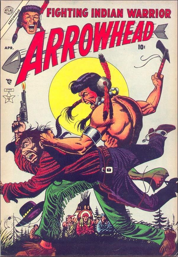 Arrowhead 1-A by Atlas