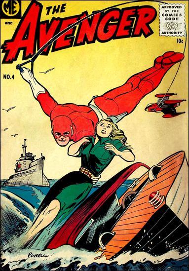 A-1 Comics 138-A by Magazine Enterprises