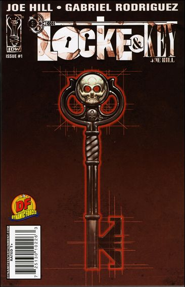 Locke & Key 1-C by IDW