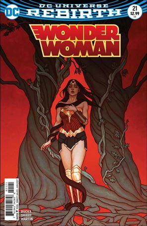 Wonder Woman (2016)  21-B