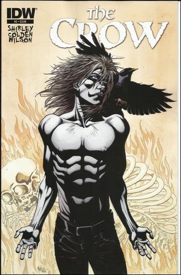 Crow: Death and Rebirth 2-A by IDW