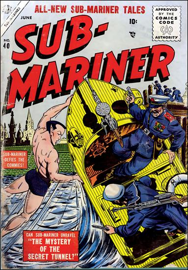 Sub-Mariner (1941) 40-A by Atlas