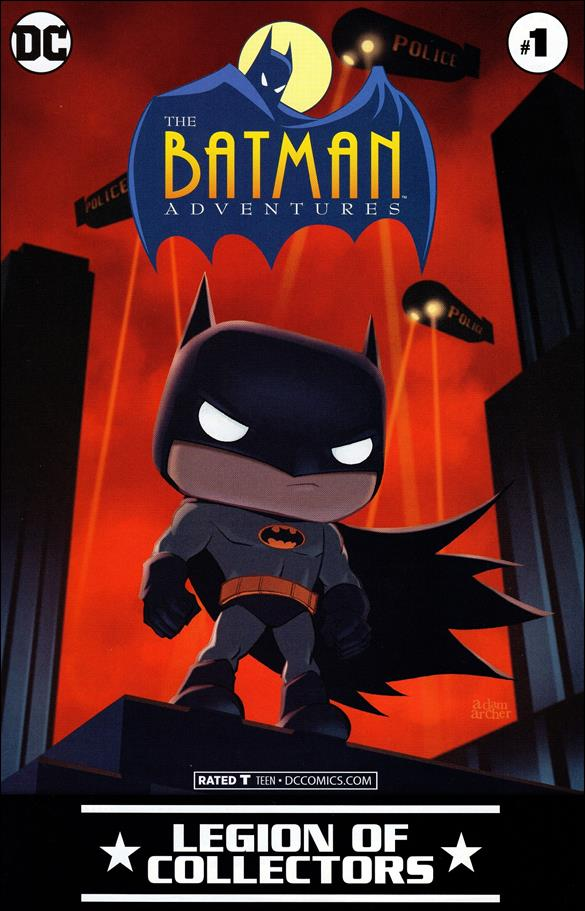 Batman Adventures (1992) 1-E by DC