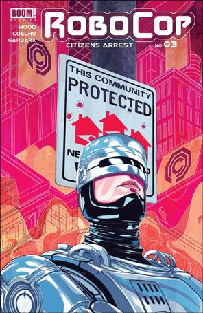 RoboCop: Citizens Arrest 3-A