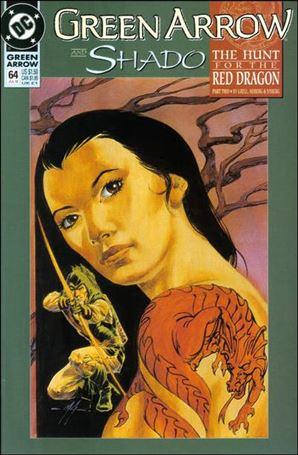 Green Arrow (1988) 64-A
