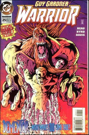 Guy Gardner: Warrior 25-A by DC