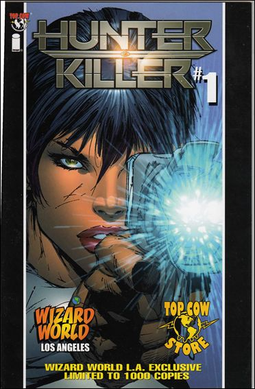 Hunter-Killer 1-D by Top Cow