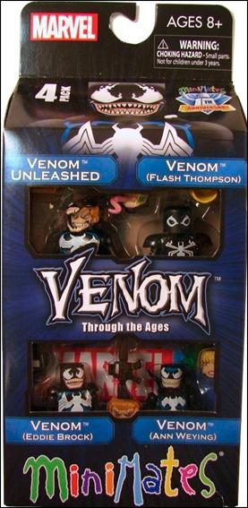 Marvel Minimates (Box Sets) Venom Through the Ages by Diamond Select